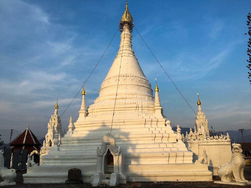 Wat Phrathat Doi Kong Mu