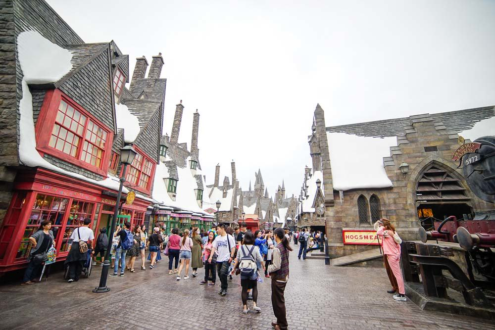 Hogsmeade - Time at Universal Studios Japan-15