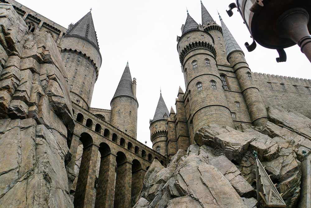 Hogwarts Castle - Time at Universal Studios Japan-7