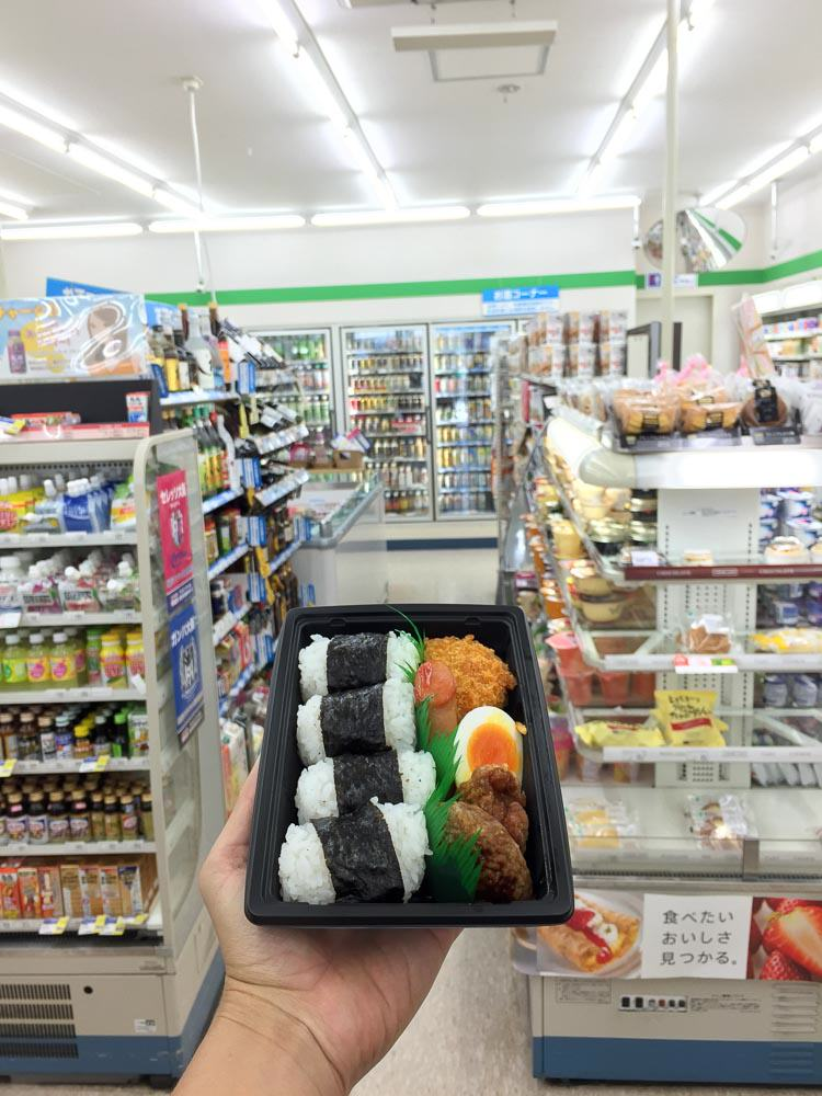 Convenience Store Food - Osaka Japan Travel Guide-13