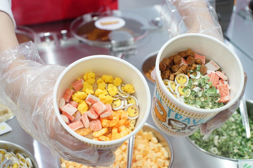 Momofuku INstant Ramen Museum Custom Instant Noodle - Osaka Japan Travel Guide-4