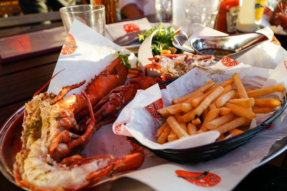 Big Easy Lobster Set - London Budget Guide