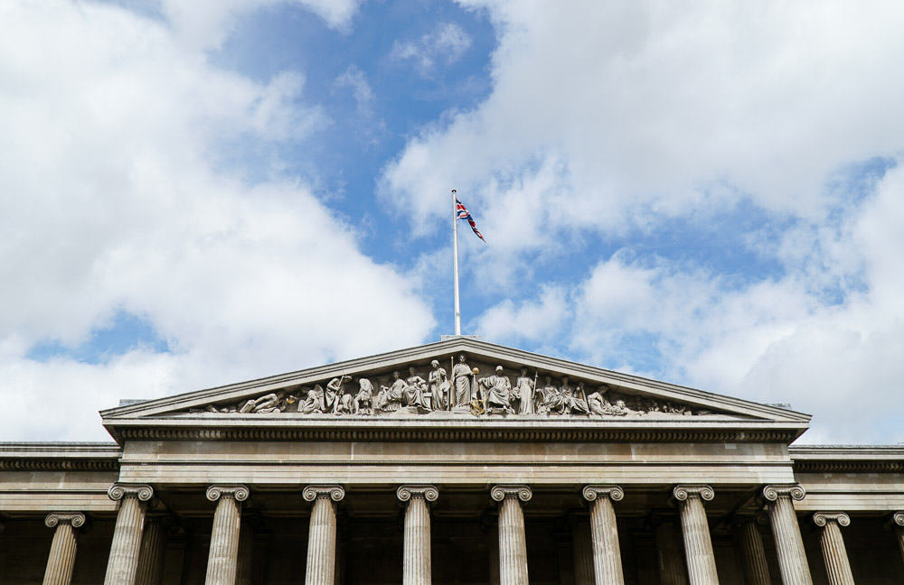 British Museum -London Budget Guide