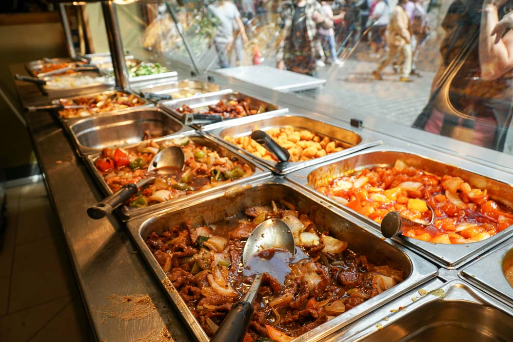 Chinatown Buffet - London Budget Guide