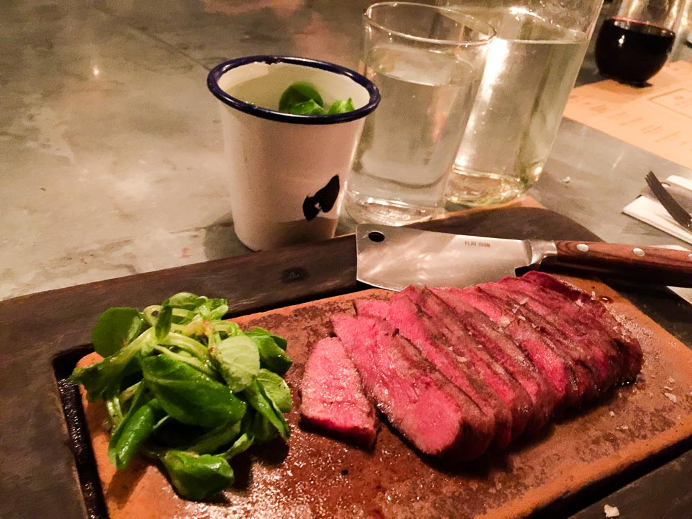Flat Iron Steak - London Budget Guide