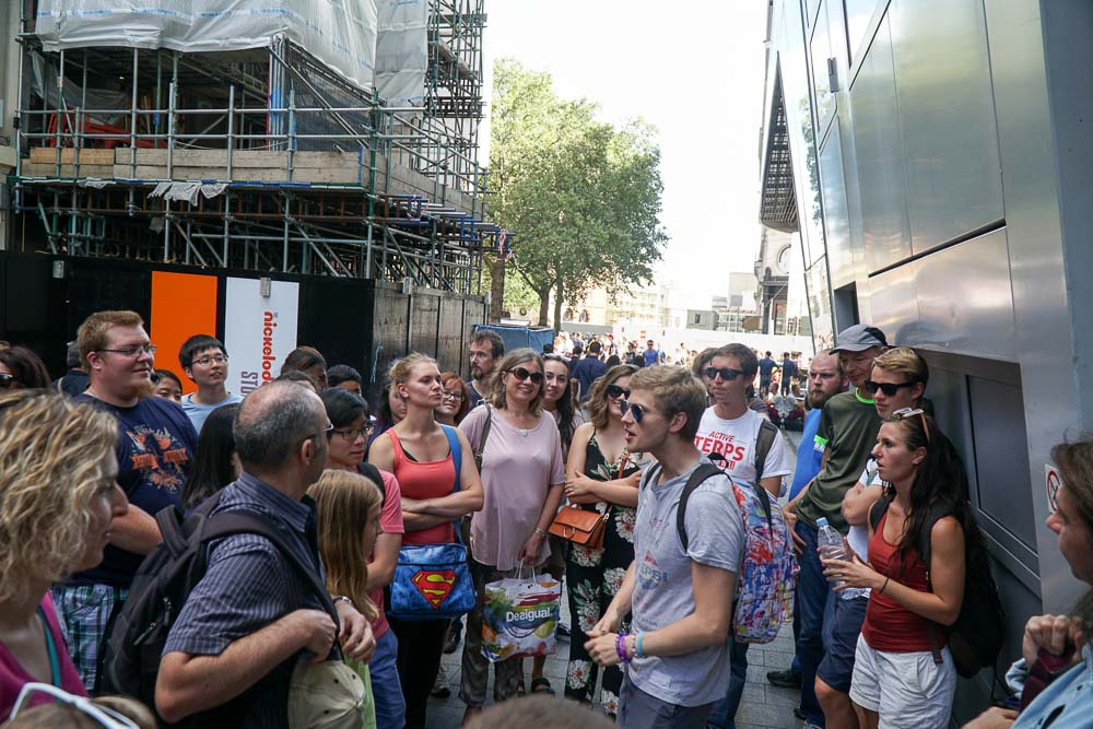 Free Walking Tours - London Budget Guide