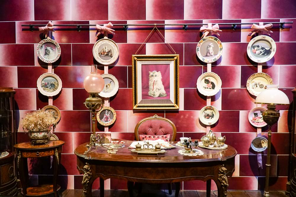Umbridge Office - Harry Potter London Studio