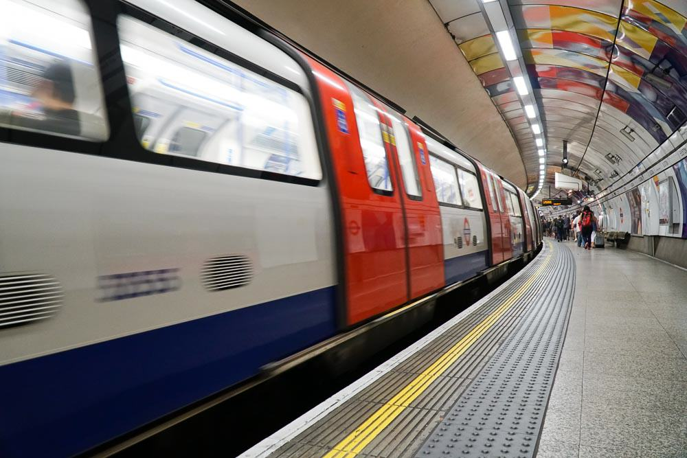 London Underground - London Budget Guide