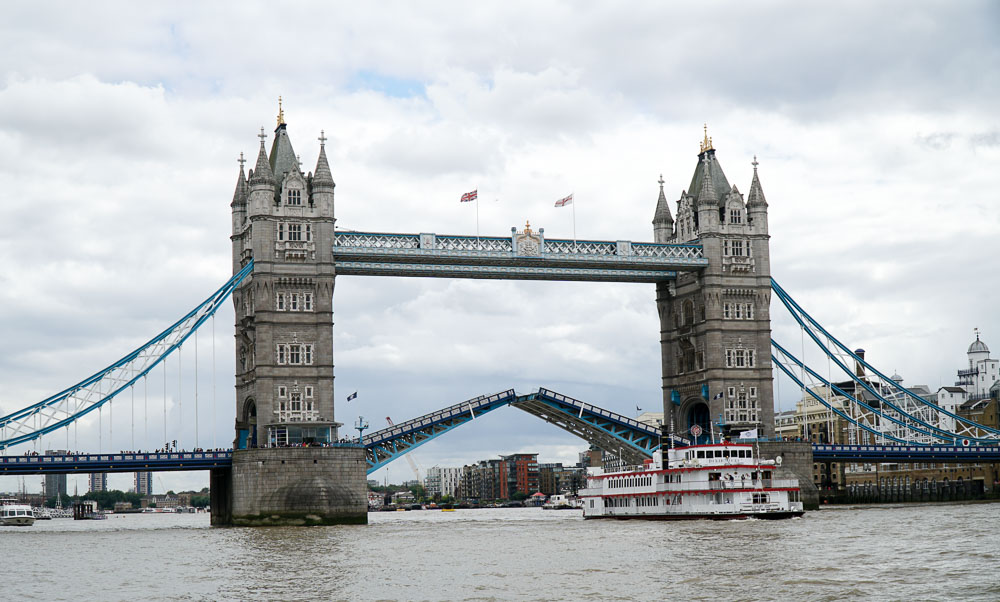 Tower Bridge - London Budget Guide