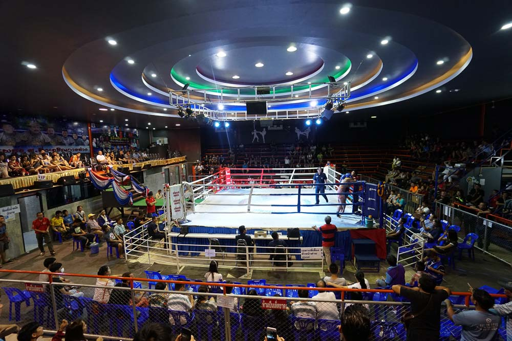 Muay Thai Match - Adventures in Chiang Mai