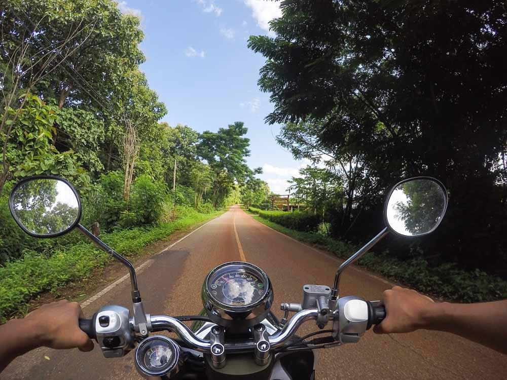 Rent a motorbike in Chiang Mai - Chiang Mai Guide