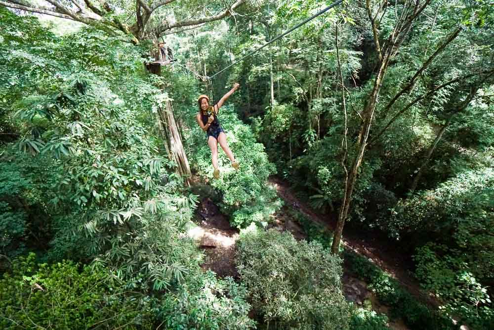 Flight of the Gibbon Zipline - Chiang Mai Guide