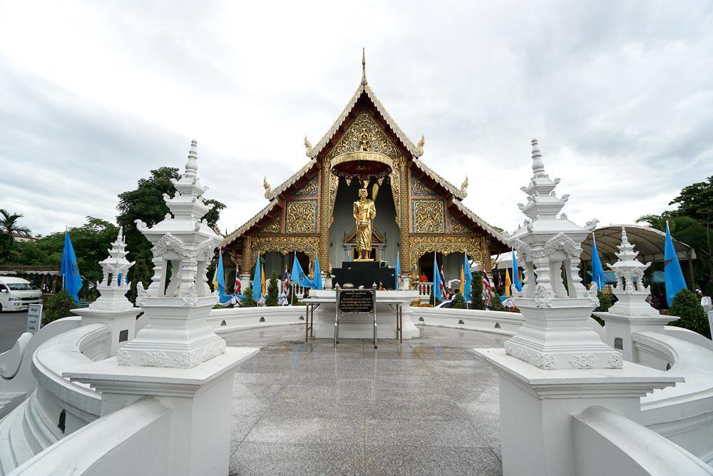 Wat Phra Singh - Chiang Mai Guide