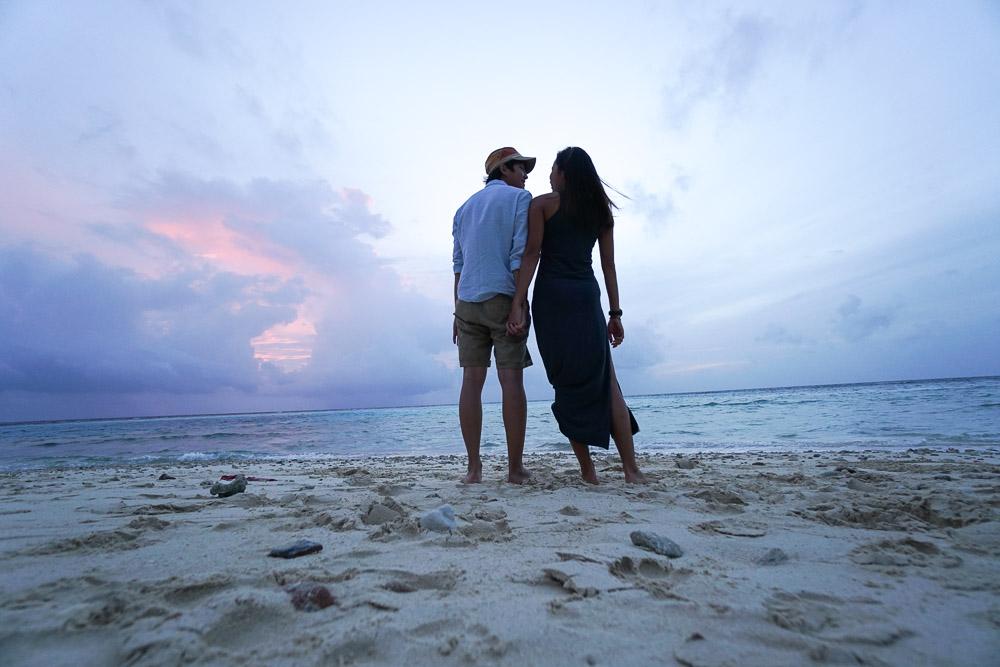 maldives-guesthouse-beach on Mahibadhoo