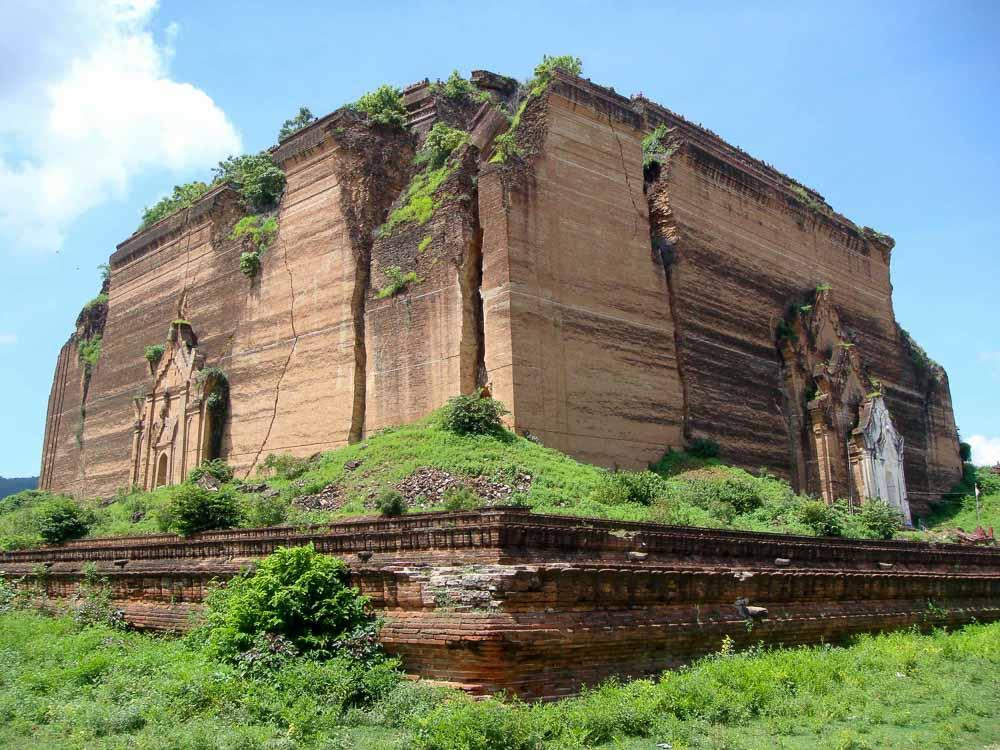 Mingun - myanmar-itinerary