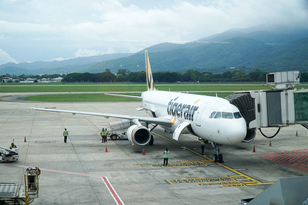 Tigerair - myanmar-itinerary