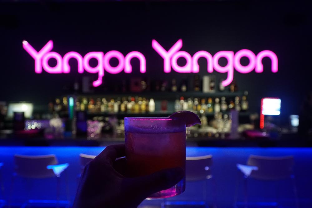 Yangon Yangon Roofttop Bar - myanmar-itinerary