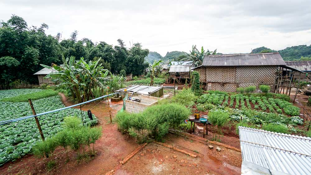 Village stay in Kalaw - myanmar-itinerary