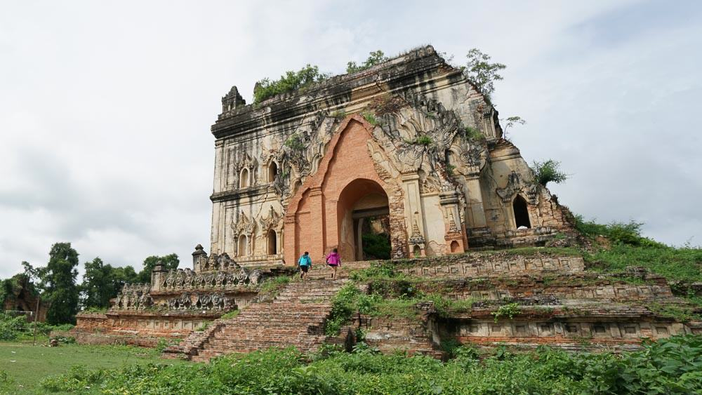 Inwa Ruins - myanmar-itinerary