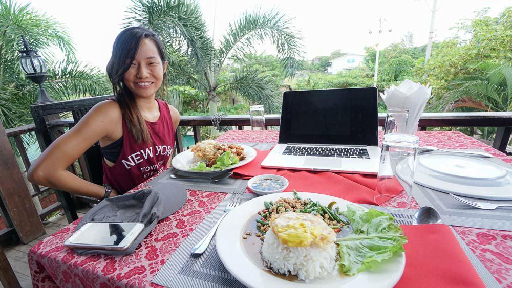 Hanthawaddy restaurant - myanmar-itinerary