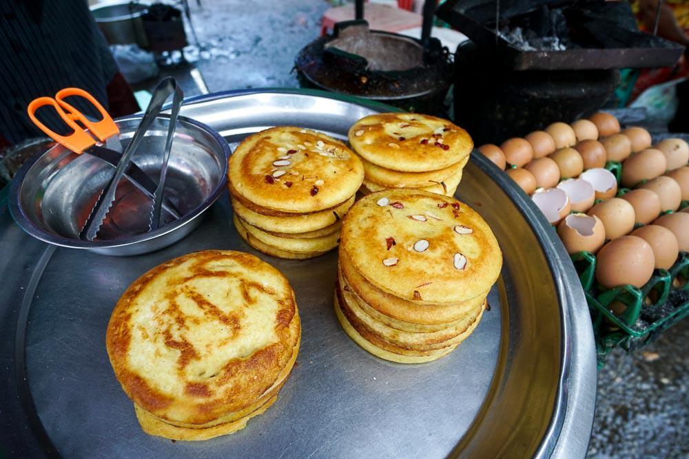 Best pancake in Yangon - myanmar-itinerary