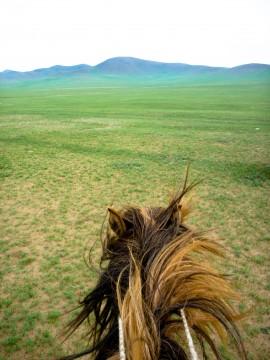 Mongolia Horse Riding