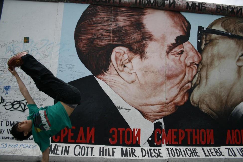 Berlin Wall – Berlin, Germany (Jun 2012). Shot by: Samantha Branson