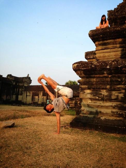 Angkor Wat – Siem Reap, Cambodia (Mar 2013). Shot by: Kenrick Tan