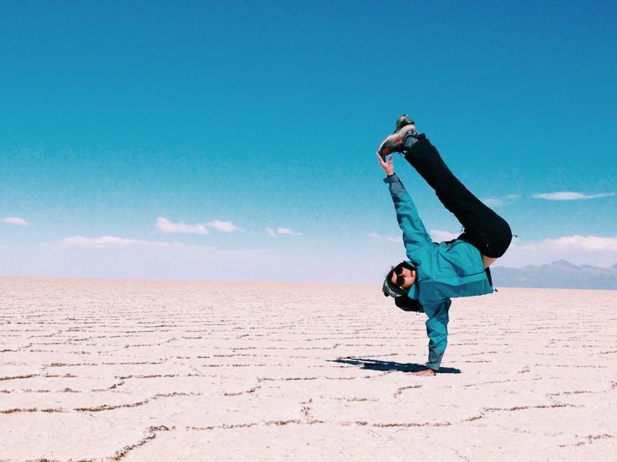 Salar De Uyuni – Bolivia (Jun 2014). Shot by: Guide