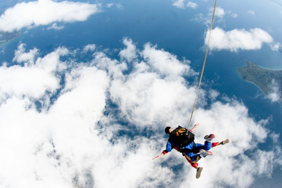 New Zealand_Taupo Skydiving