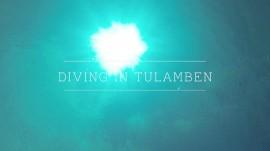 Diving in Tulamben, Bali
