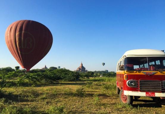 Balloons over Bagan 21
