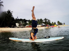 Passport Asia -Stand Up Paddleboarding